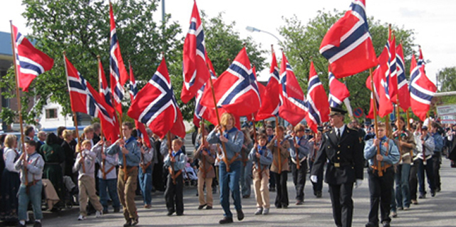 Norway - Syttende mai