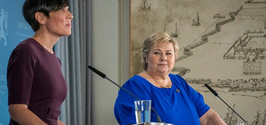 Erna Solberg - United Nations Security Council