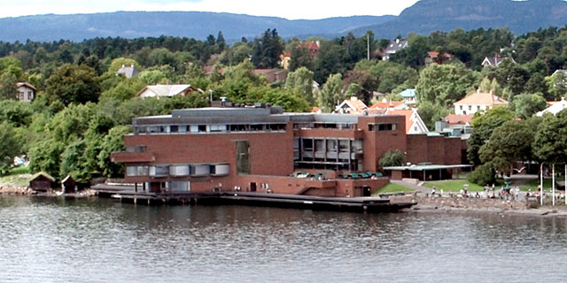 Norsk Maritime Museum - Oslo