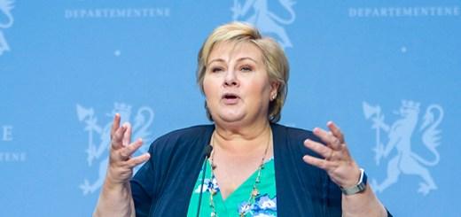 Erna Solberg - Norway