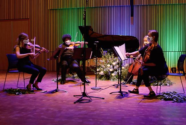 SBSCA Quartet