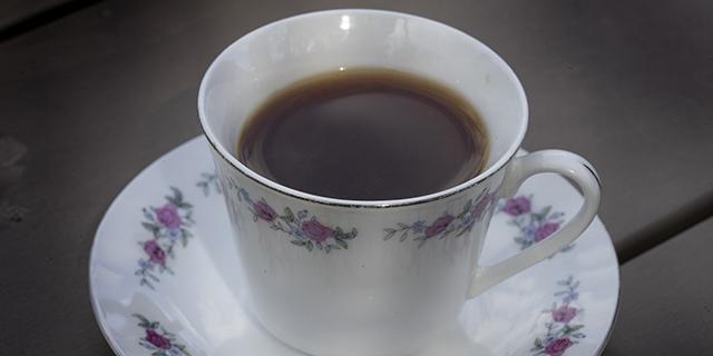 communion and coffee service, nattverd og kaffe servering