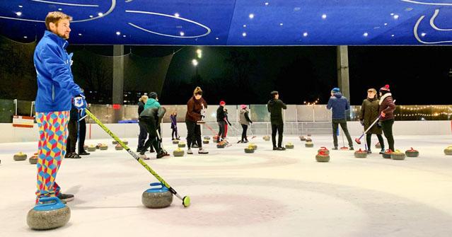 Brooklyn Lakeside Curling Club