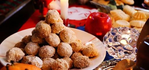 swedish wedding cookies