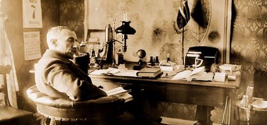 Roald Amundsen house