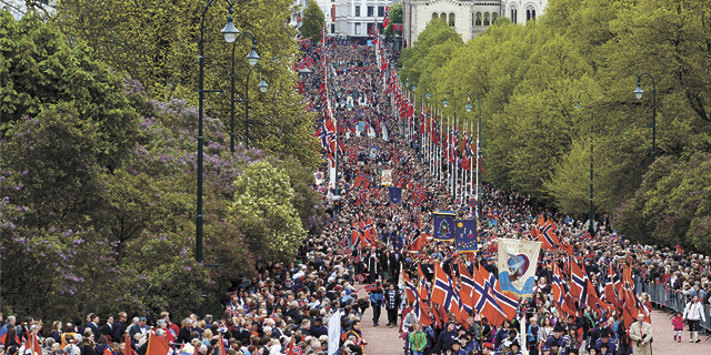 The 17th of May children's parade is cancelled again