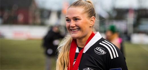 Rosenborg's Lisa-Marie Karlseng