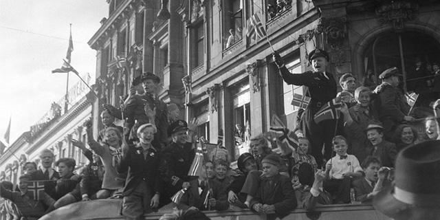 May 8, 1945, frigjøringsdagen