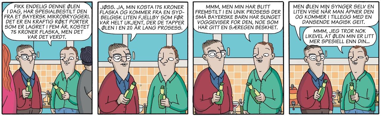 Lille Berlin comics