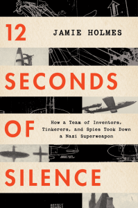 12 Seconds of Silence book cover