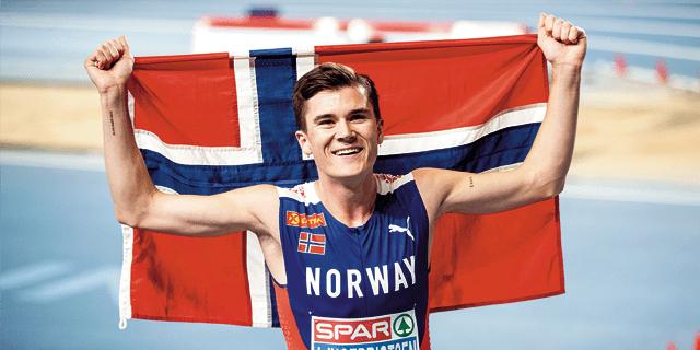 Jakob Ingebrigtsen is one of Norway's medal contenders