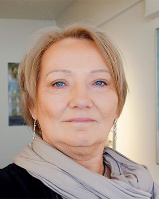 Káren Elle Gaup, project manager for the Bååstede project