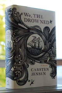 We The Drowned book cover