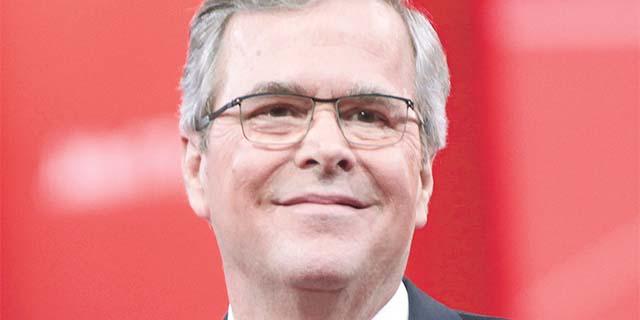 Jeb Bush, a supporter of Charter schools