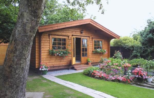 Traditional Log Cabins Norwegian