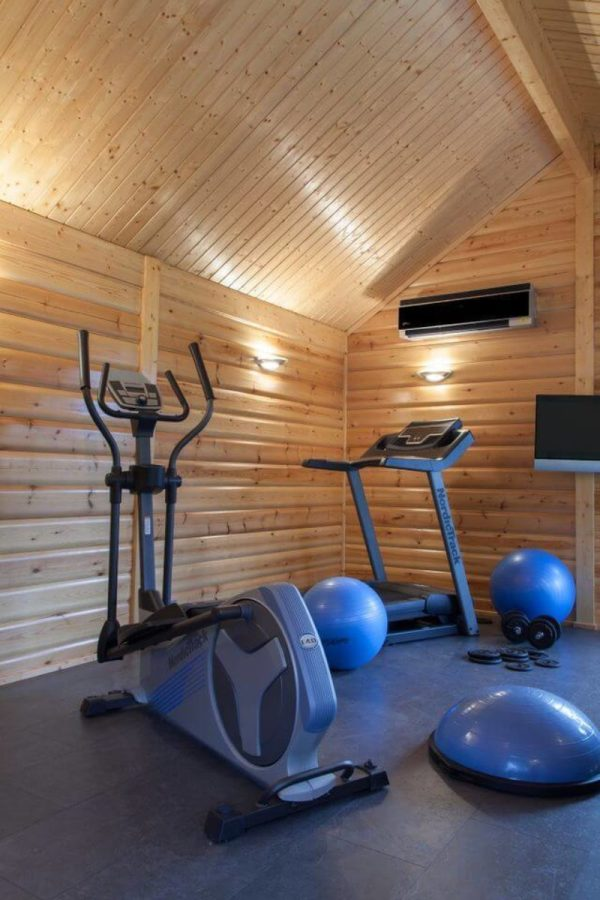 Garden Gyms & Log Home Yoga Studio Buildings Norwegian