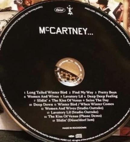 """LAS BONUS TRACKS DE """"MCCARTNEY III"""", REVELADAS"""