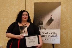 2015 Philip K Dick Award Winner Meg Eilson