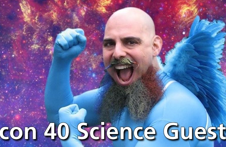 NWC40 Science GOH: Ethan Siegel