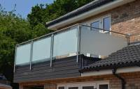 Glass Balustrades & Glass Balcony in Norfolk