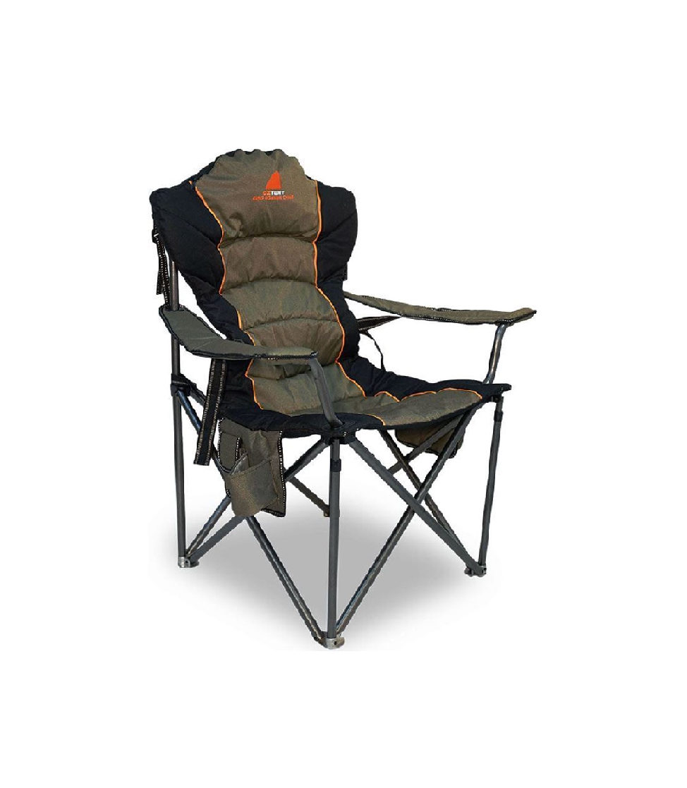 oztent king kokoda chair review oversized anywhere goanna ozkgc camping furniture norwich