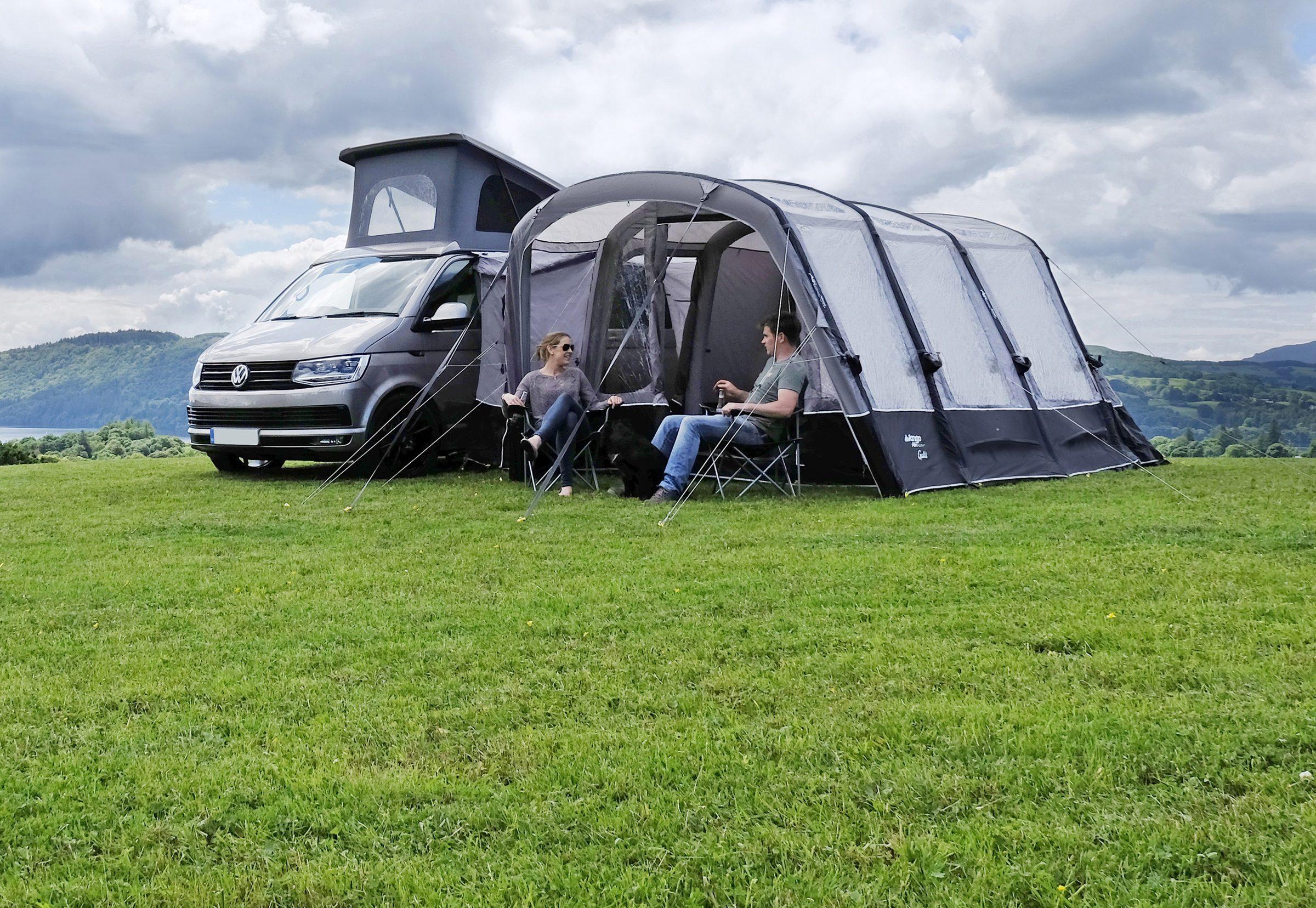 Vango Galli Ii Compact Inflatable Driveaway Campervan