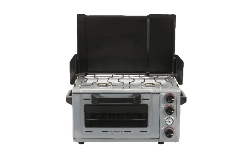 campingaz kitchen sink farmhouse style camp stove oven 4500w norwich camping