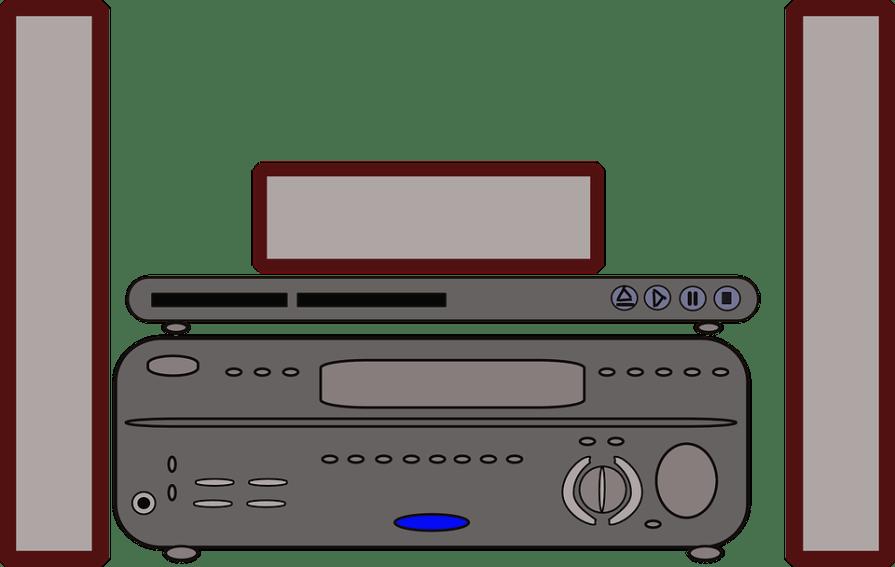 sound system TV