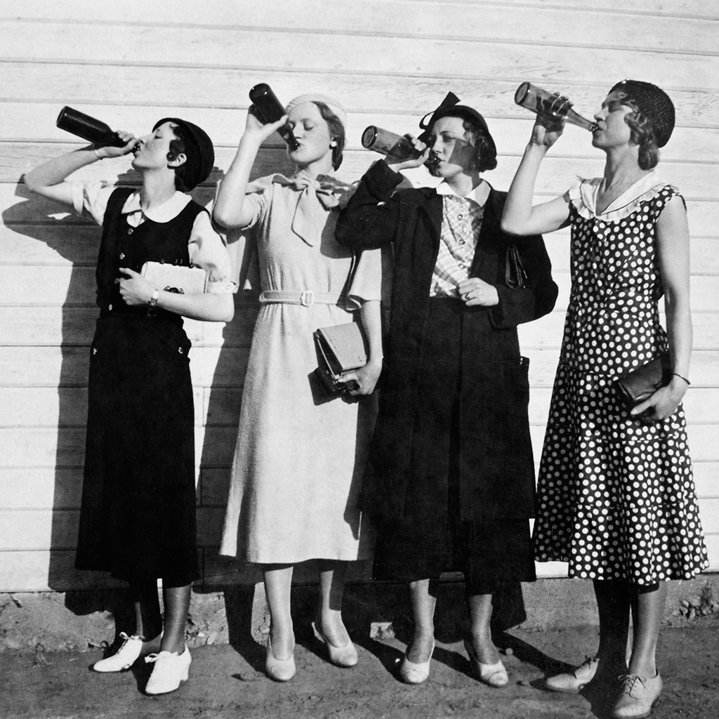 Image result for ladies drinking wine - vintage photograph