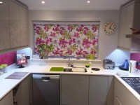 New Kitchen Roller Blinds Fitted In This Norwich Home ...
