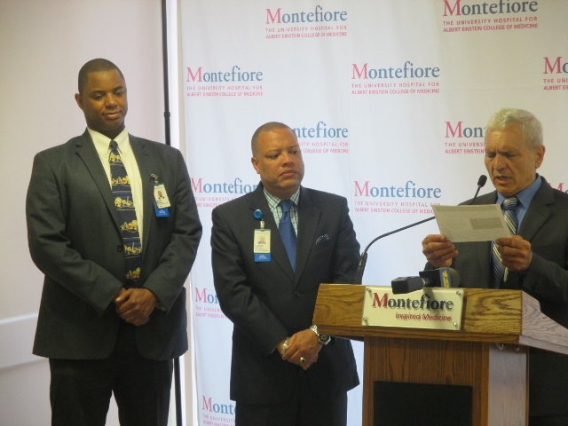 Montefiore Honored for Listening to Westchester Sq