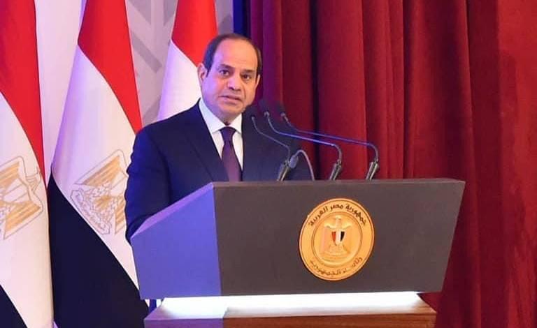 السيسي يوجه بدعم صندوق عطاء لذوي الإعاقة بـ 100 مليون جنيه من تحيا مصر