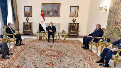 السيسي مصر تنظر بعين الاعتبار والتقدير الكبير إلى باكستان وترحب بالتعاون بين البلدين