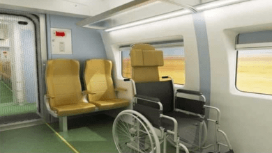 ذوي الاحتياجات الخاصة .. موعد دخول الخدمة قطارات وعربات مترو متحدي الإعاقة