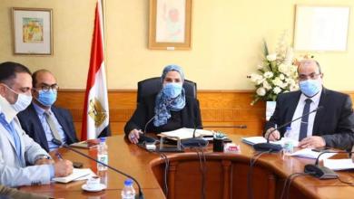 وزيرة التضامن الاجتماعى: لجنة لبحث تظلمات رفض الحصول على بطاقة الخدمات المتكاملة(مستندات)