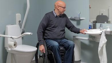 لأصحاب الإعاقة الحركية.. 5 نصائح يجب مراعاتها عند تصميم حمام المنزل