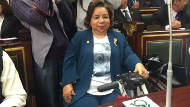 هبة هجرس مصر قدمت نموذجًا لذوي الاحتياجات الخاصة خلال أزمة كورونا
