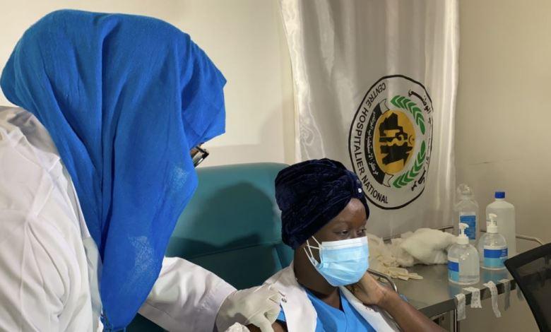 موريتانيا تبدأ تلقيح ذوي الإعاقة والفشل الكلوي ضد كورونا