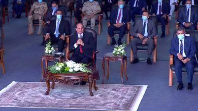 نص كلمة الرئيس عبد الفتاح السيسي اليوم 5 مايو 2021