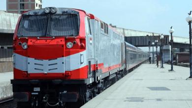 هيئة السكك الحديد: بمناسية عيد الأضحى تشغيل قطارات إضافية بعربات مكيفة