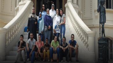 آثار الإسكندرية تستضيف أطفالًا من ذوي الاحتياجات الخاصة بجولة سياحية