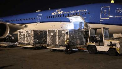 وزارة الصحة: استقبال 5 ملايين جرعة من لقاحات كورونا بمطار القاهرة