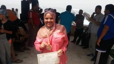 زينب الشرنوبي: الإعاقة أثرت علي بالإيجاب فتفوقت دراسيًا ورياضيًا وعمليًا