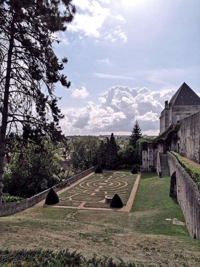 Jardins de l'Évêché Chartres