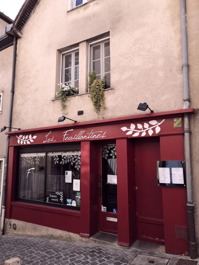 Les Feuillantines Chartres