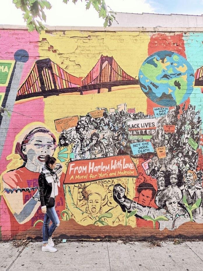 Street Art Harlem