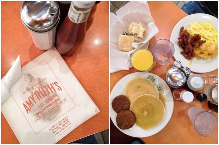 Restaurant Amy's Ruth