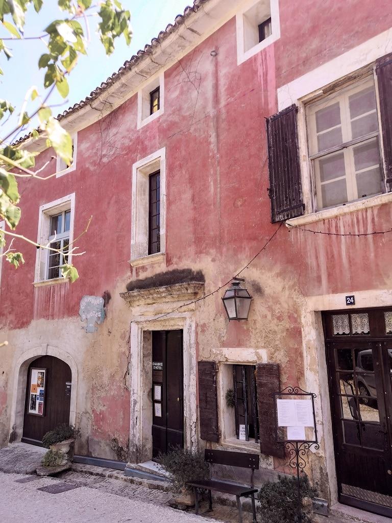 Oppède-le-Vieux Luberon