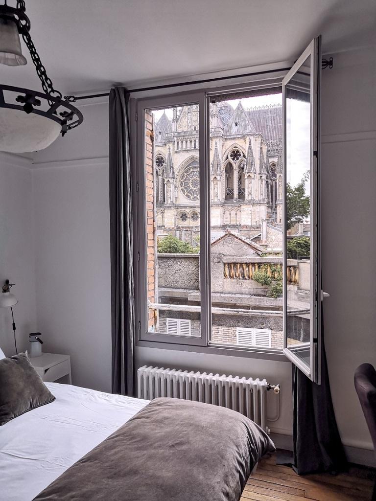 Week-end en amoureux à Reims