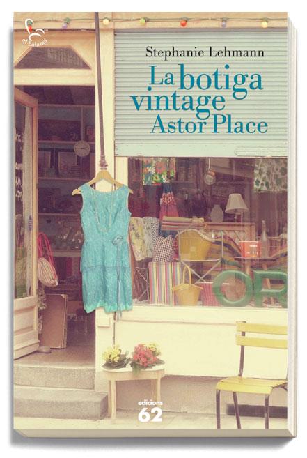 Botiga vintage Astor Place
